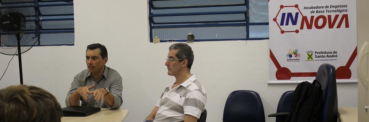 Marcelo e Cassio contam experiência da 2M na InNova